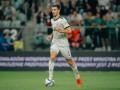Харатин забил первый гол в составе Легии
