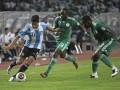 Все по-настоящему. Нигерия и Аргентина сыграют еще раз