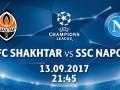 Шахтер – Наполи: анонс матча Лиги чемпионов