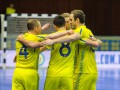 Сборная Украины по футзалу вышла на Евро-2018