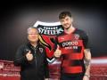 Украинский футболист перебрался в Южную Корею