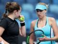 Киченок и Остапенко проиграли в четвертьфинале турнира WTA в Индиан Уэллс