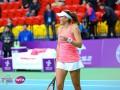 Козлова впервые в карьере вышла в финал турнира WTA