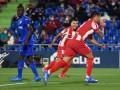 Атлетико благодаря дублю Суареса вырвал победу у Хетафе
