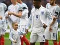 Сборную Англии по футболу выводил на поле смертельно больной мальчик
