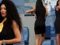 Красота на футболе: На матче Рома – Кальяри фанатов встречали модели (фото)