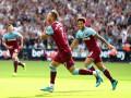 Гол Ярмоленко принес Вест Хэму победу над Манчестер Юнайтед