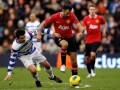 Англия: Манчестер Юнайтед омрачает дебют Реднаппа в КПР, Вилла и Арсенал голов не забивали