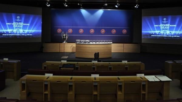 жеребьевка лиги чемпионов 2018: Жеребьевка Лиги чемпионов: Онлайн