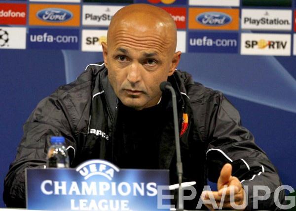 Лучано Спаллетти считает, что шансы на выход команд в четвертьфинал - 50 на 50
