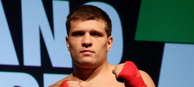 Деревянченко может провести бой за чемпионский пояс WBC