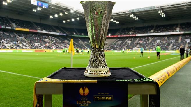 Жеребьевка 1: Жеребьевка Лиги Европы 2017: Смотреть онлайн трансляцию 1