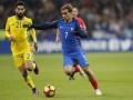 Франция добыла волевую победу над Швецией