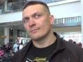 Мутим с братиком: Усик показал, как он готовит украинский борщ в США