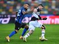 Удинезе сыграл вничью матч чемпионата Италии против Интера