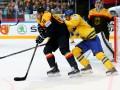 Германия - Швеция 2:7 Видео шайб и обзор матча ЧМ по хоккею