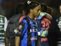 Роналдиньо может покинуть клуб из-за того, что медленно бегает