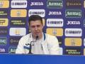 Матвиенко: Будем максимально подготовлены к матчу с Северной Македонией