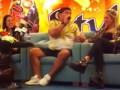 Диего Марадона спел серенаду своей девушке