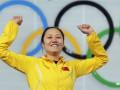 Конькобежка из Китая стала олимпийской чемпионкой