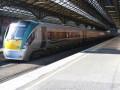 Евро-2012: Первый поезд Hyundai прибудет в Украину в марте 2012 года