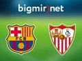 Барселона - Севилья 3:0 трансляция матча чемпионата Испании