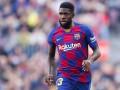 Барселона ищет замену Умтити