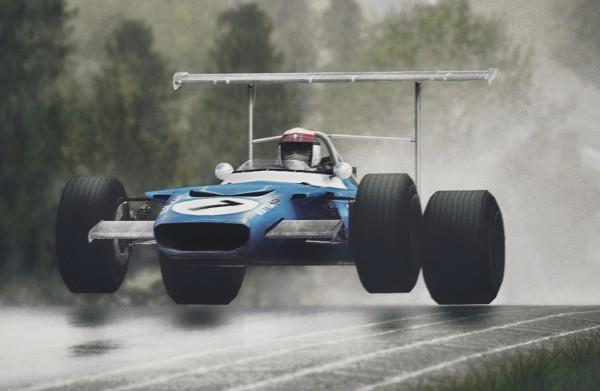 Было время. Летучий шотландец Джеки Стюарт на трассе Формулы-1