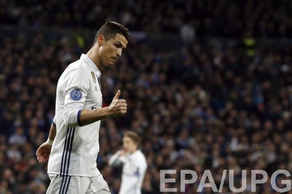 Криштиану Роналду стал лучшим ассистентом вистории Лиги чемпионов