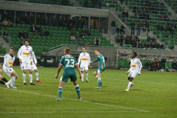 Первый и победный гол Йохана Воскампа