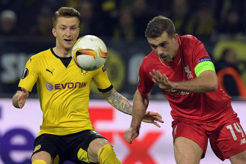 Как сыграл ливерпуль и боруссия дортмунд