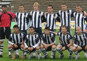 Болгарские футболисты принесли в жертву ягненка на своем стадионе