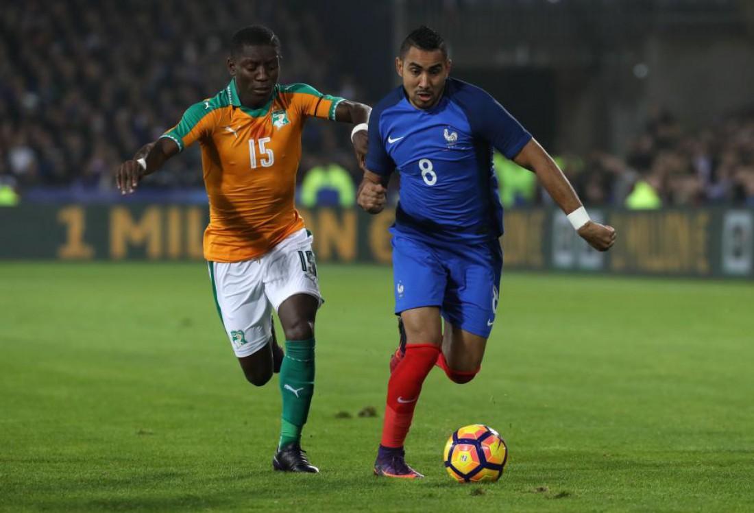 Товарищеские матчи: Франция – Кот-д'Ивуар 0:0