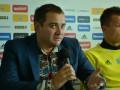 Павелко: Очень рады тому, как команду встретили в Марселе