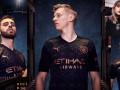 Зинченко презентовал выездную форму Манчестер Сити на сезон-2020/21