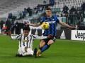 Ювентус сыграл вничью с Интером матч полуфинала Кубка Италии