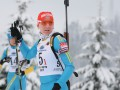 Биатлон. Блестящий успех: украинки берут серебро в эстафете