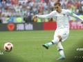 Гризманн признан лучшим игроком матча Уругвай - Франция