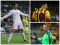 FIFA официально назвала трех футболистов, претендующих на Золотой мяч
