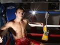 Украинец Макс Бурсак проиграл чемпионский пояс австралийцу Флетчеру