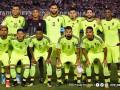 Девушки соблазняли игроков сборной Венесуэлы перед матчем с Парагваем