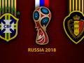 Бразилия – Бельгия 0:2 онлайн трансляция матча ЧМ-2018