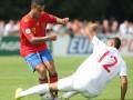 Евро-2011: Украинские футболисты нашли слабое место сборной Испании