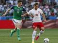 Стал известен лучший игрок матча Польша – Северная Ирландия