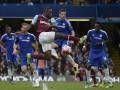 Челси уходит от поражения в матче с Вест Хэмом
