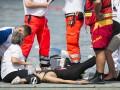 Спортсменка потеряла сознание во время заплыва на чемпионате Европы (фото)