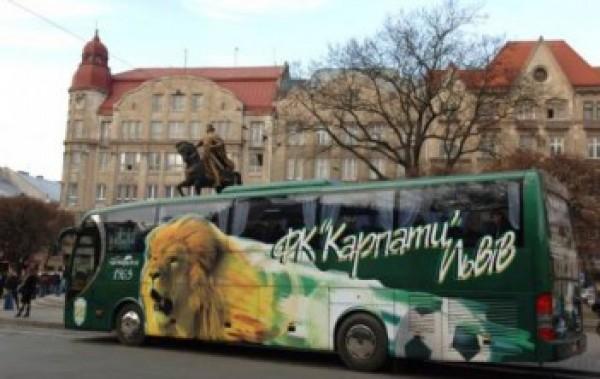 Карпаты отправляются в Киев на поддержку Евромайдана