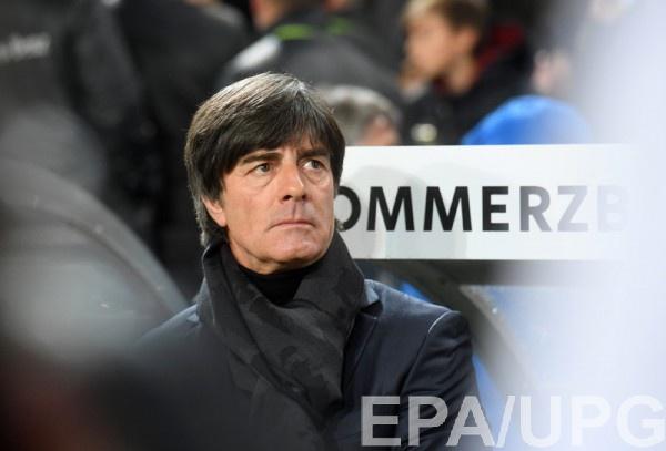 Лев продолжит работу в сборной Германии