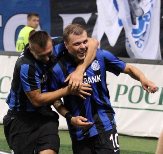 Гай и Антонов принесли Черноморцу победу в первом матче