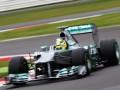 Формула-1. Гран-при Великобритании. Росберг выигрывает третью практику